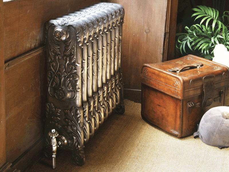 Adelaide-Heating-Solutions-Ornate-Radiator-Heating
